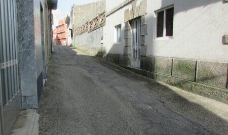 Adxudicación das obras da rúa Calvario