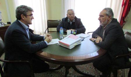 O alcalde da Guarda traslada a Cores Tourís as demandas do concello á Xunta de Galicia