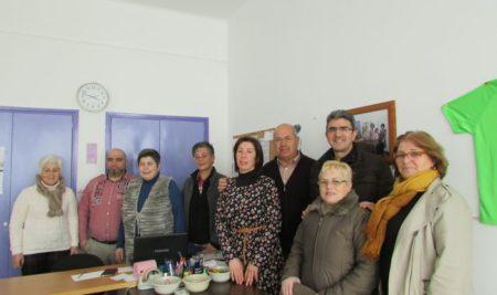 O concello da Guarda apoia a Fibromiño na súa nova andaina