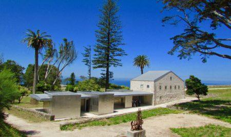 O Centro de Interpretación do Castelo de Santa Cruz permancerá pechado o sábado