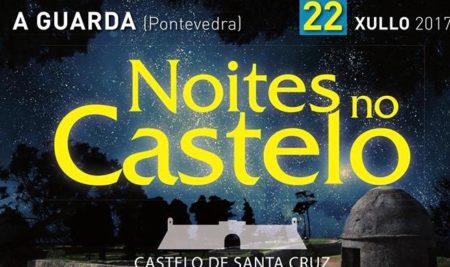 """Budiño, Mercedes Peón e Susana Seivane: cartel de luxo para as """"Noites no Castelo"""" deste sábado"""