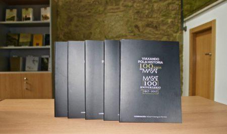 O catálogo da exposición conmemorativa dos cen anos do MASAT xa está dispoñible