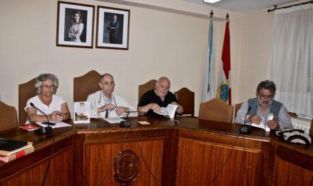 A Directiva da Sociedade Pro-Monte reúnese para considerar a disolución da institución