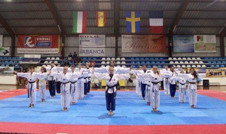 Artes marciais e danza, grandes protagonistas das XVIII Noites Guardesas do Deporte