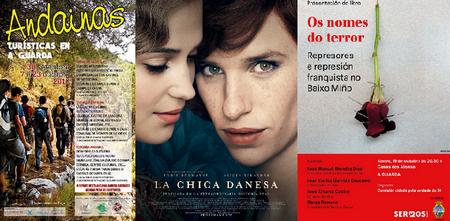 Cine, literatura e deporte: programación cultural para  a fin de semana na Guarda