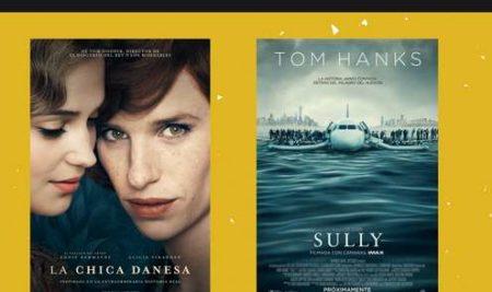 O ciclo «Cinema de outono» comeza este venres coa proxección do filme «La chica danesa»