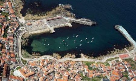 O Porto da Guarda estará en obras de mellora do pavimento rodado durante a fin de semana