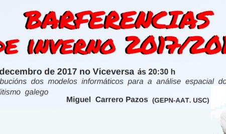 As «Barferencias» continúan este venres cunha charla sobre as mámoas en Galicia