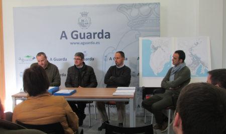 Presentación do plan de mellora da accesibilidade no concello de A Guarda realizado por COGAMI
