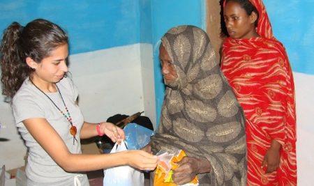 O Fondo Galego contribuíu a paliar a emerxencia alimentaria nos campamentos saharauís