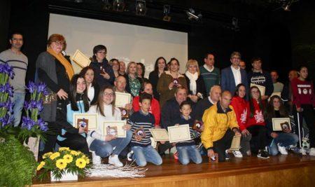 XI Gala do Deporte: Máis de 30 premios para celebrar a «boa saúde» do deporte na vila