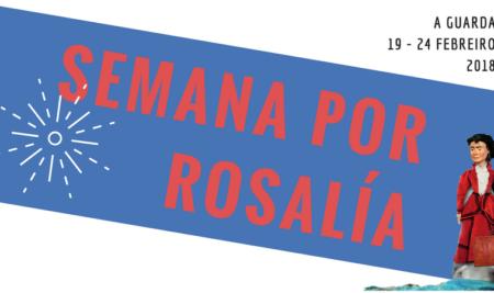 A Guarda homenaxeará a Rosalía de Castro con versos, pintura e un espectáculo sobre a súa vida