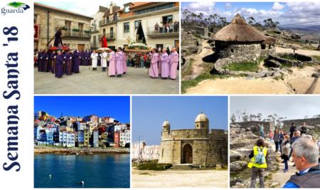 A Guarda celebra a Semana Santa cunha ampla programación cultural e litúrxica
