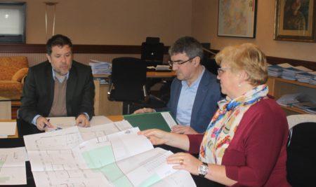 O Concello presenta no Consorcio Galego o proxecto da nova escola infantil municipal