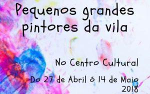 «Pequenos grandes pintores da vila»