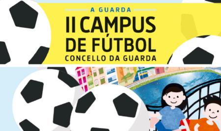 O prazo de inscrición no II Campus Deportivo de Fútbol comeza o 1 de xuño