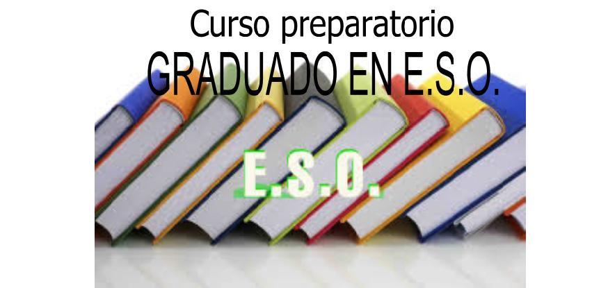 Curso para graduado en ESO
