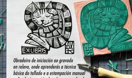 A OMIX impulsa un novo obradoiro creativo de elaboración de selos estampables