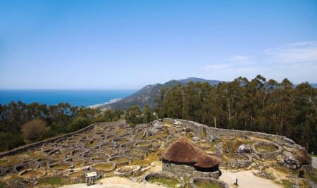 A Guarda ofrece visitas guiadas regulares e gratuítas ao Monte Santa Trega en xuño
