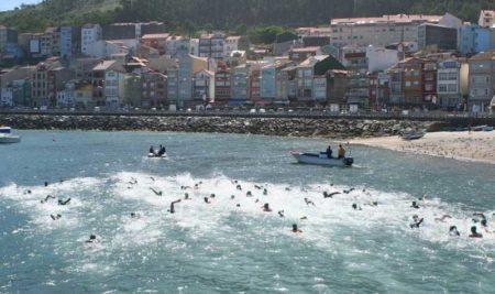 Derradeiros días de inscricións para a XXIII Travesía a nado do Porto da Guarda