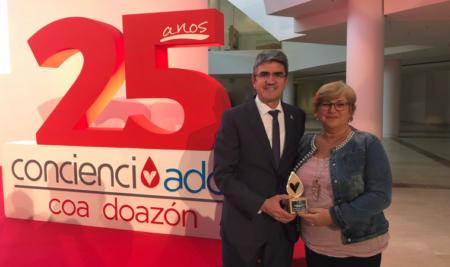 A Guarda, un dos municipio con maior taxa de doazóns de sangue de Galicia