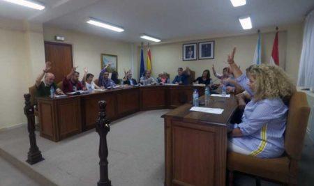 O Pleno da Guarda aproba por unanimidade a proposta en defensa do CM de Carrozaría do IES A Sangriña