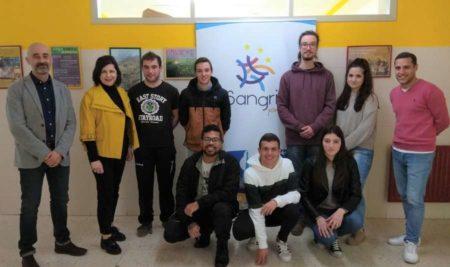 Alumnado de FP do IES A Sangriña realiza as súas prácticas académicas en Lisboa