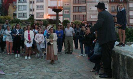 Quinta visita teatralizada este xoves no casco histórico da Guarda