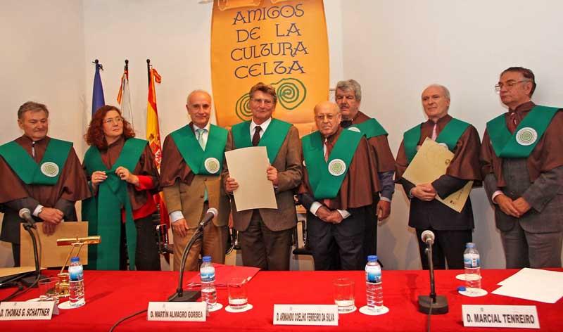 O XI Encontro da Cultura Celta terá lugar o venres 10 de agosto a partires das 10:30h no Salón de Actos do Centro Cultural da Guarda, sito na Rúa Rosalía de Castro, 14.