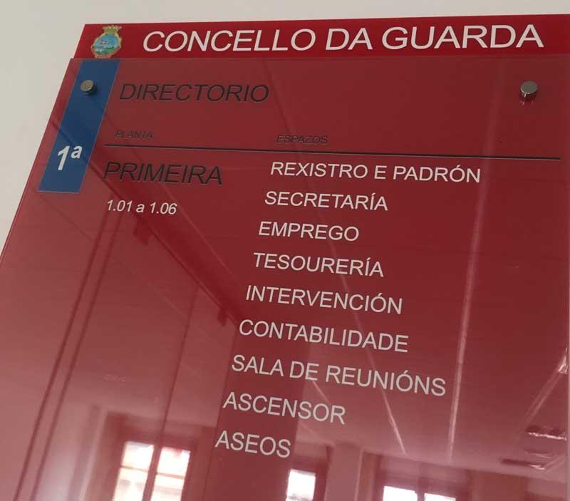 A partires deste xoves día 9 de agosto, a atención ao cidadán do Concello da Guarda trasladarase ás novas instalacións sitas na Casa dos Alonsos na Praza do Reló da Guarda.