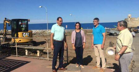 NP 28082018 Inicio das obras de ampliación e construción dun skatepark no Porto da Guarda (4)