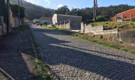 A Guarda inicia o 10 de setembro as obras de urbanización da Subida a San Amaro en Camposancos