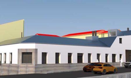 A Guarda solicita á Xunta unha partida orzamentaria para a nova Escola Infantil Municipal