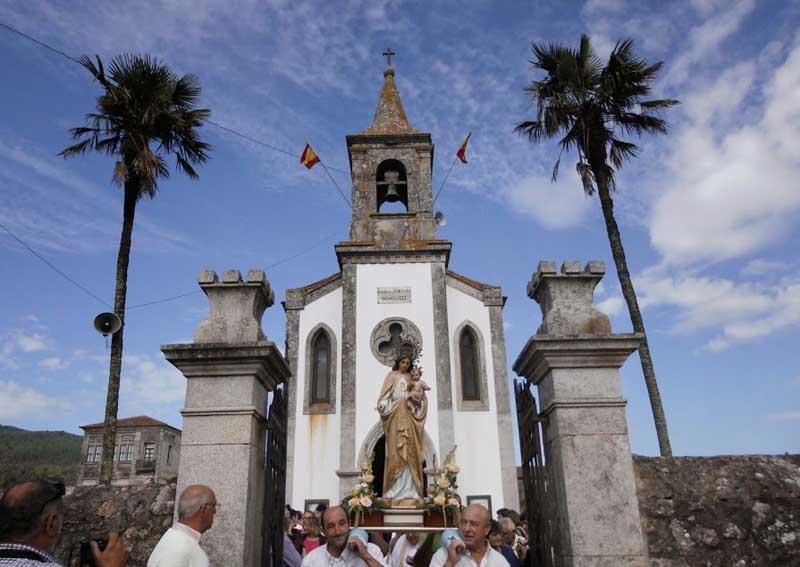A Gándara celebra do 14 ao 24 de setembro o Centenario das Festas das Mercedes cunha ampla programación de actividades nas que se inclúen eventos deportivos, gastronómicos e de lecer.