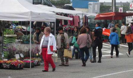 Suspensión do mercado semanal deste sábado na Guarda