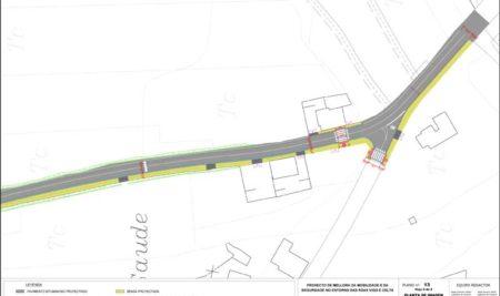 O Plan DepoRemse permitirá na Guarda a mellora da mobilidade e seguridade no entorno da rúa Vigo e Celta