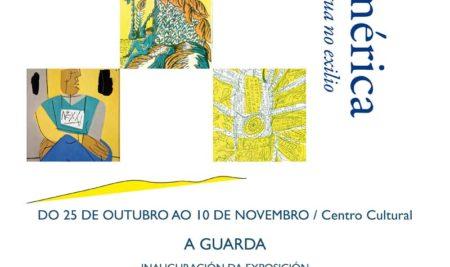 A mostra -GalizAmérica- chega á Guarda o 25 de outubro