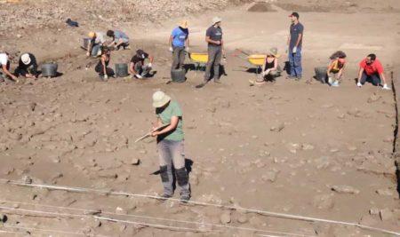 8 alumnos comezaron esta semana coma voluntarios do proxecto «A Guarda, Mar de Sal»
