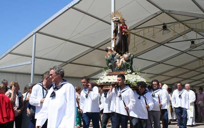 O Concello da Guarda, continúa co criterio de poñer coma festividades locais aquelas festas con forte arraigo no municipio, coma é o caso da Romaría de Santa Trega e a Festividade da Virxe do Carme.