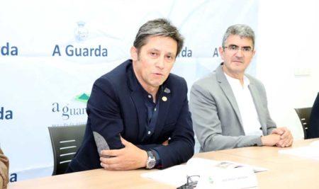 José Ángel Gándara presentou na Guarda o seu libro «Colón rumbo a las Yndias»