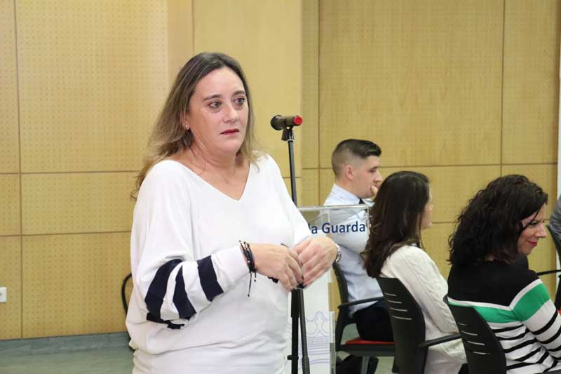 Este sábado día 27 de outubro celebrouse na Casa dos Alonsos da Guarda a derradeira xornada da Feira do Emprego e Formación «Tecnoimaxín, cunha Feira de Empresas da comarca cun rasgo innovador, presentada pola Coach e psicóloga social Susana Rodríguez.