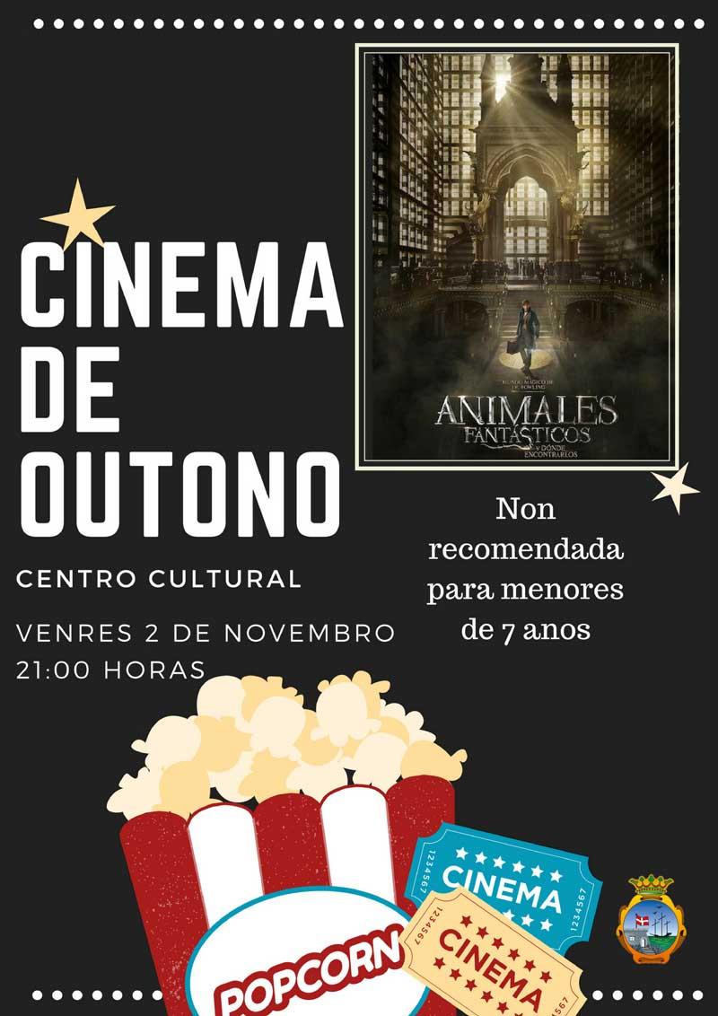 A proxección terá lugar ás 21:00h no Salón de actos do Centro Cultural, non é preciso retirar tickets con antelación e a entrada é de balde.