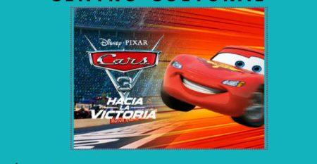 """NP 15112018 Cinema infantil coa proxección de """"Cars"""" este sábado na Guarda"""