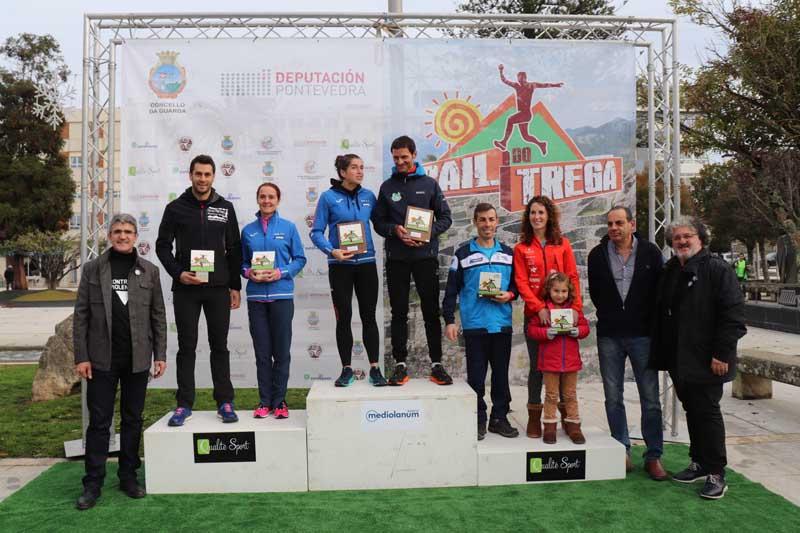 A Guarda acolleu o pasado domingo día 25 de novembro a quinta edición do evento deportivo «Trail do Trega», que este ano contou con dúas modalidades de competición, a proba «Mergelina 10k» e «Castros Celtas 18k», cun desnivel acumulado de cada unha delas de 650 e 1100 metros respectivamente, ademáis dunha andaina non competitiva.