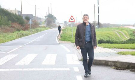 Antonio Lomba reúnese co Director da Axencia Galega de Infraestruturas
