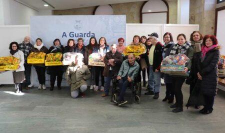 O Concello da Guarda agradece a colaboración das asociacións que decoraron as prazas no Nadal
