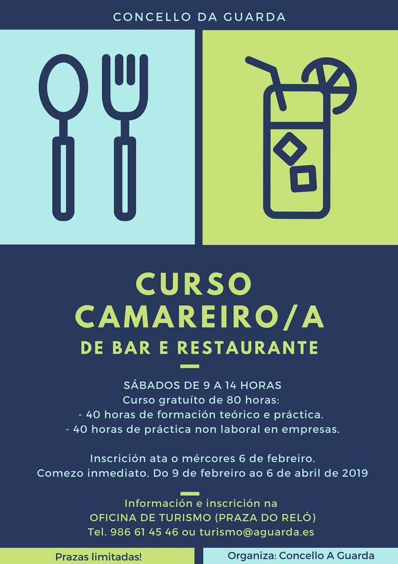 Os interesado deberán cumprimentar a ficha de inscrición. Poden contactar no teléfono 986 61 45 46 ou ben a través do correo electrónico turismo@aguarda.es.