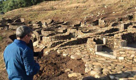 A restauración arqueolóxica do barrio de Mergelina centra a Barferencia deste venres na Guarda