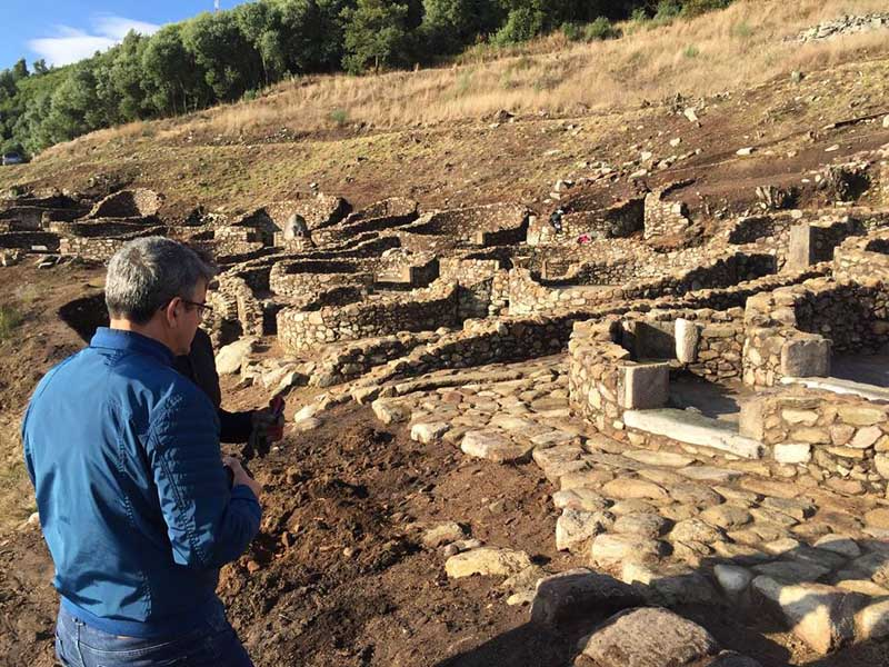 Este venres día 1 de febreiro de 2019 terá lugar a segunda Barferencia do ano na Guarda, en concreto falarase sobre «Barrio de Mergelina, un modelo de restauración arqueolóxica» a cargo de Luis Francisco López González.