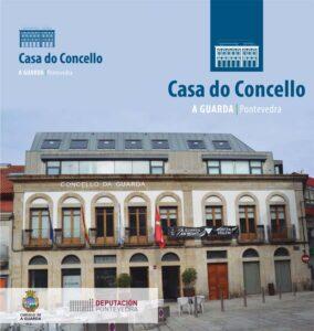 """A Guarda inaugura este venres a nova Casa do Concello na """"casa dos Alonsos"""", lugar no que se atopan as dependencias municipais dende finais de 2018."""